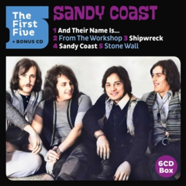 Sandy Coast - First Five   6CD -Limited Edition-