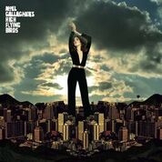 "Noel Gallagher High flying birds - Blue Moon Rising Ep | 12"" vinyl single -Coloured vinyl-"