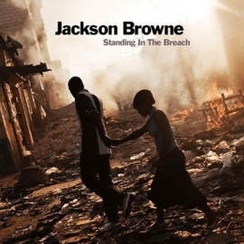 Jackson Browne - Standing in the breach   CD