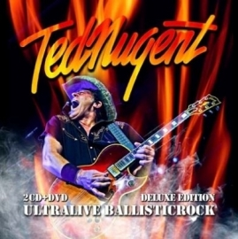 Ted Nugent - Ultralive ballisticrock   2cd+dvd