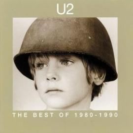 U2 - The best of 1980-1990 | CD