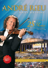 André Rieu - A celebration of 25 years  | DVD