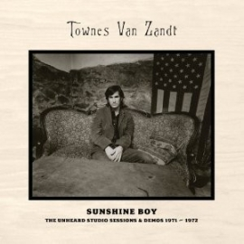 Townes van Zandt - Sunshine boy: TheUnheard Studio Sessions & Demos 1971-1972   2CD