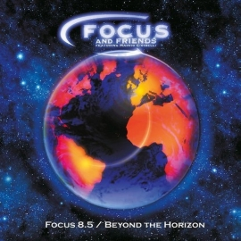 Focus and friends - Focus 8.5 / Beyond the horizon   CD