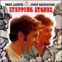 Bert Jansch & John Renbourn - Stepping Stones - 2e hands vinyl LP-