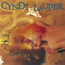 Cyndi Lauper - True colors   CD -reissue-