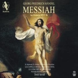 Concert Des Nations/Jordi Savall/Capella Reial CatalunyHandel, G.F. - Messiah Hwv56  | 2CD