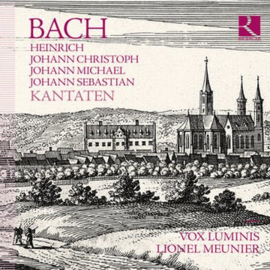 Bach family - Kantaten -Vox Luminis- | CD