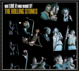 Rolling Stones - Got Live If You want it | CD