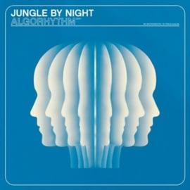 Jungle By Night - Algorhythm   LP -coloured vinyl-