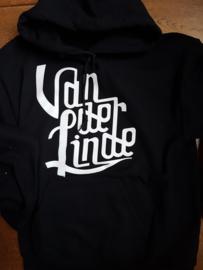 VanderLinde hoodie Zwart