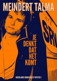 Meindert Talma - Je denkt dat het komt   BOEK+CD