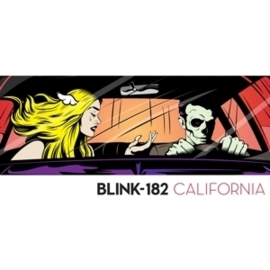 Blink 182 - California | CD