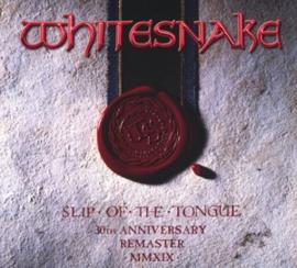 Whitesnake - Slip of the tongue | 2CD 30th Anniversary