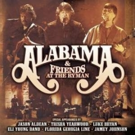 Alabama & Friends - At the Ryman | 2CD