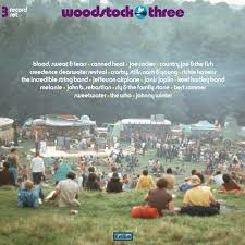 Various - Woodstock Three (III)  2LP -Coloured vinyl-