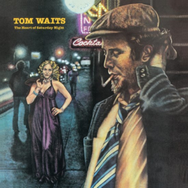 Tom Waits - The Heart Of Saturday Night | LP Newly remastered