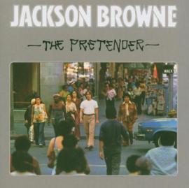 Jackson Browne - The pretender   CD