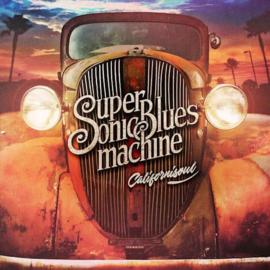 Supersonic Blues Machine - Californisoul    2LP