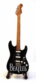 Miniatuurgitaar Beatles - Stratocaster tribute
