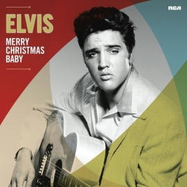 Elvis Presley - Merry christmas baby | LP