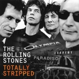 Rolling Stones - Totally stripped | deluxe 4Blu-Ray + CD