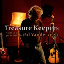 Ad Vanderveen - Treasure Keepers | CD