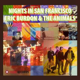 Eric Burdon & The Animals - Nights In San Francisco   LP