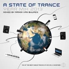 Armin van Buuren - A state of trance yearmix 2013 | 2CD