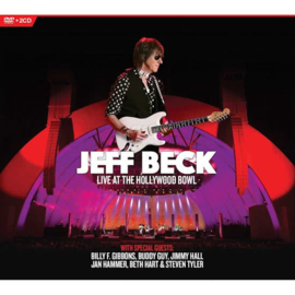 Jeff Beck - Live At The Hollywood Bowl | 2CD + DVD
