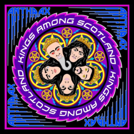 Anthrax - Kings among Scotland  | 2CD