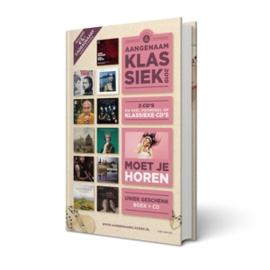 Various - Aangenaam Klassiek 2019 | CD + BOEK