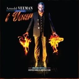 Arnold Veeman - 't Vuur | CD