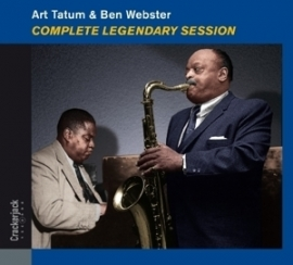 Art Tatum & Ben Webster - Complete legendary session | CD
