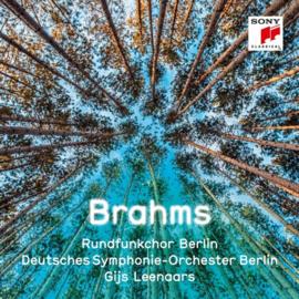 Brahms - Deutsches symphonie (Rundfunkchor Berlin) | CD