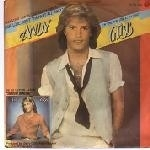 "Andy Gibb - (Our Love) Don`t Throw It All Away - 2e hands 7"" vinyl single-"