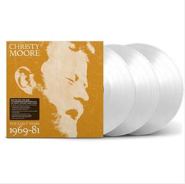 Christy Moore - Early Years 1969-81 | 3LP -Coloured vinyl-