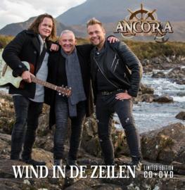 Ancora - Wind in de zeilen |  CD + DVD