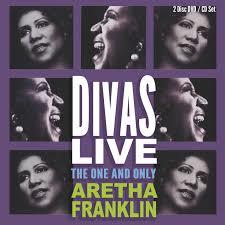 Aretha Franklin - Divas live | CD + DVD