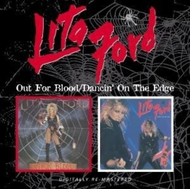 Lita Ford - Out for blood / Dancin' on the edge | CD