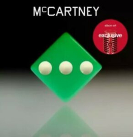 Paul Mccartney - I I I | CD Green Cover (Indie only)