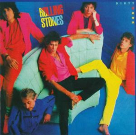 Rolling Stones - Dirty work | CD
