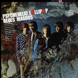 Blues Magoos - Psychedelic lollipops | LP -limited edition coloured vinyl-