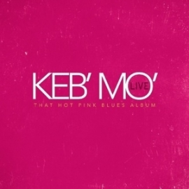 Keb'Mo - Live - That hot pink blues album | 2LP