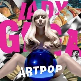 Lady Gaga - Artpop  | CD + DVD =deluxe edition=