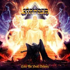 Stryper - Even the Devil Believes   CD