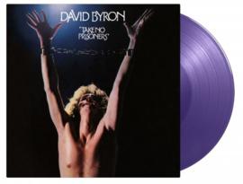 David Byron - Take No Prisoners | LP -Coloured vinyl-