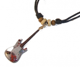 Halsketting gitaar - Stratocaster Monterey (Jimi Hendrix)