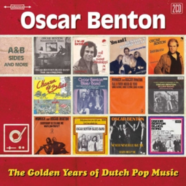 Oscar Benton - Golden Years of Dutch Pop Music | 2CD