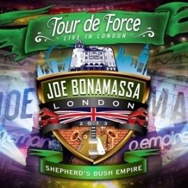 Joe Bonamassa - Tour de Force -.. Shepherd's Bush Empire-   2CD